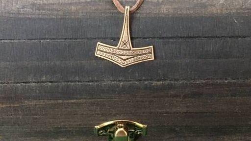 Thors Hammer, Romersdal , Denmark, Viking, Norse Gods, Hammer, Thor , Shield Ravens