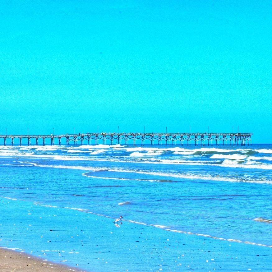PBatson-  The beach