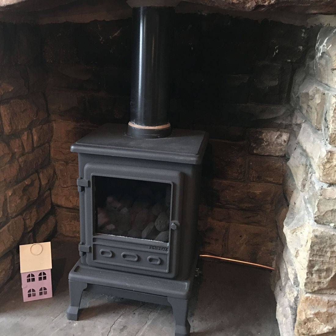 Gas Fires / Stoves Fitted