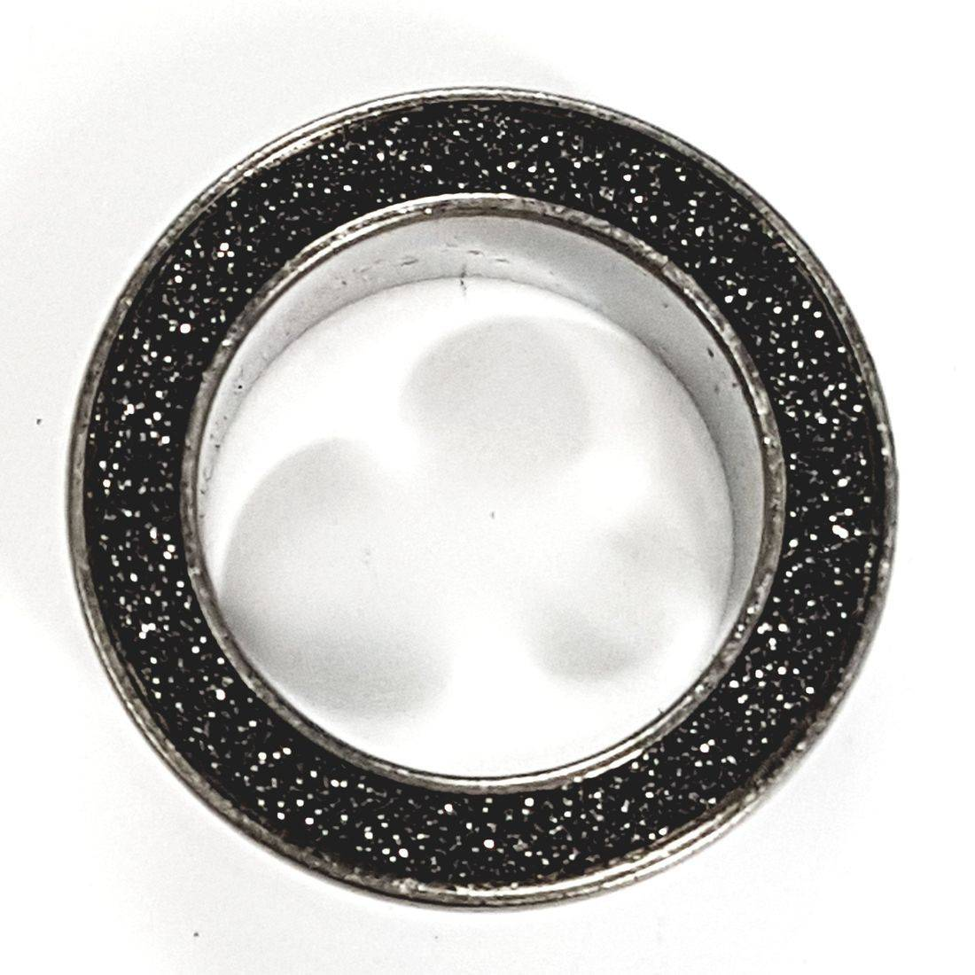 titanium black glitter tunnel  available from Kazbah online or our Leicester city centre store