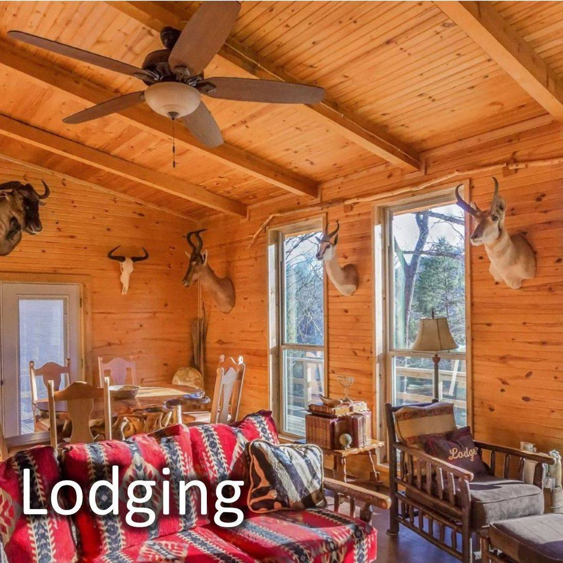 Lodging and Cabin Rental
