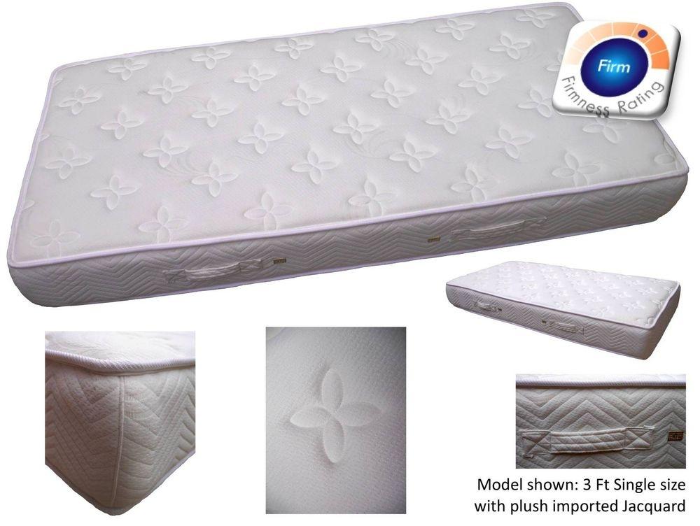 Get a 3.5 ft wide Hugs Pocket Spring mattress