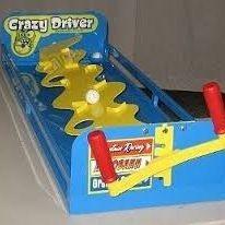 Crazy Driver game