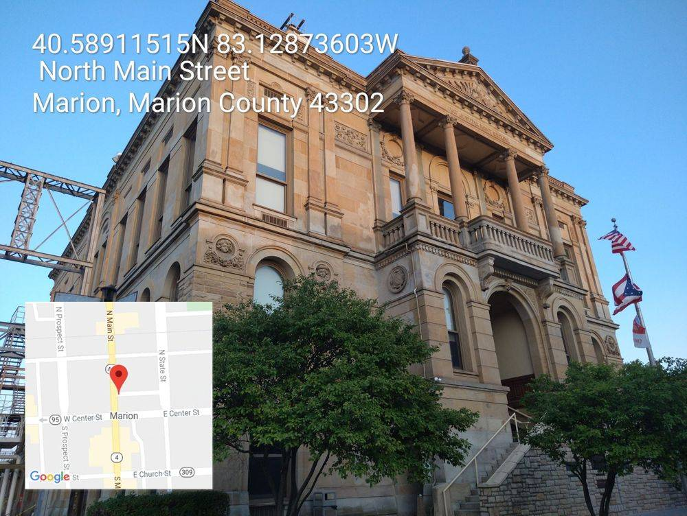 RVB Services Process Server to Marion County Ohio