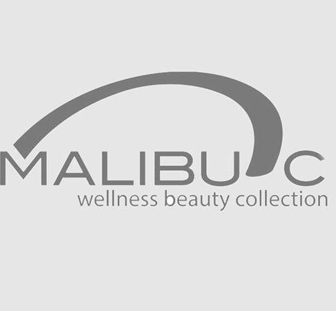 Malibu C Logo Grey