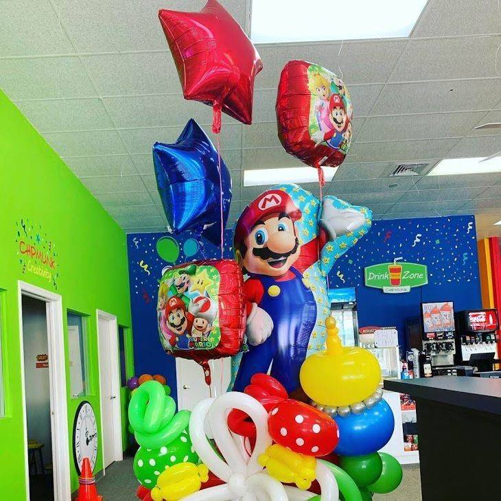Balloons Bouquet