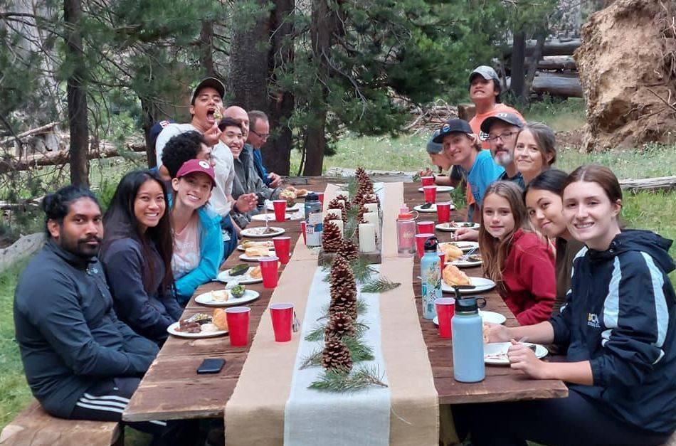 MPS Welcomes large groups to the pack station for glamping, supper, breakfast, and a day or half day ride into the Ansel Adams Wilderness!  Reservations Only!