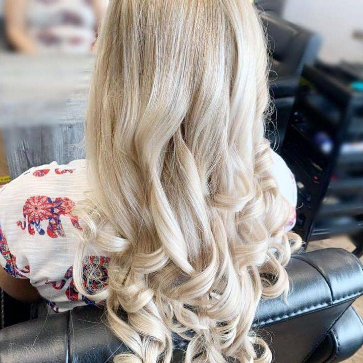 Limelight Grey Hair