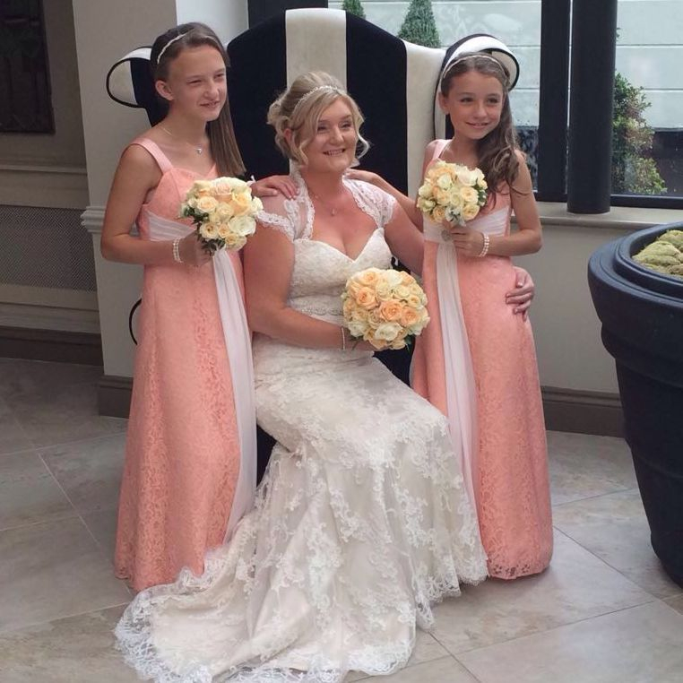 Gorgeous Flower Girl dresses