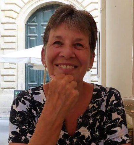Dr Jacqueline Jeynes, travel writer, author,