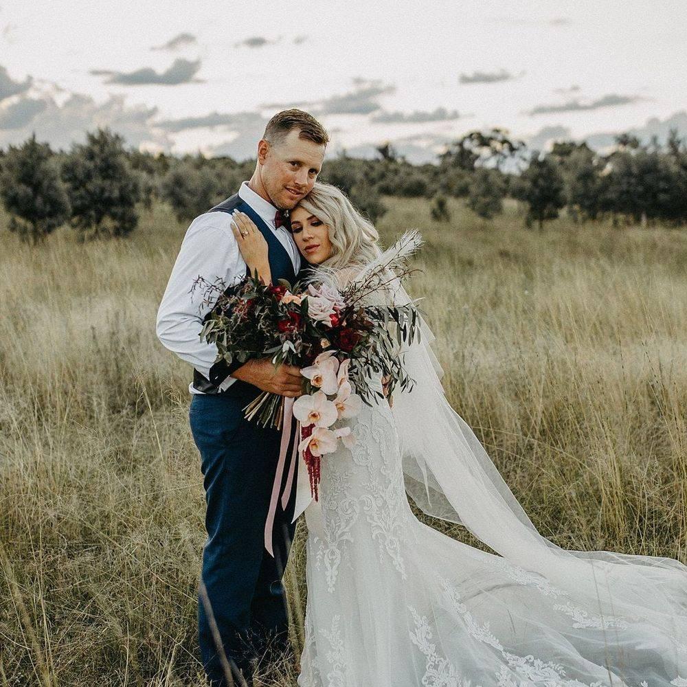 Bride Bouquet - Toowoomba Florist