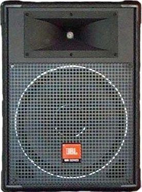 JBL 15 inch Passive  speakers for rent