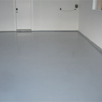 After- Repaired Garage