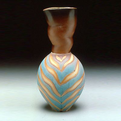 Wiggle Top Vase