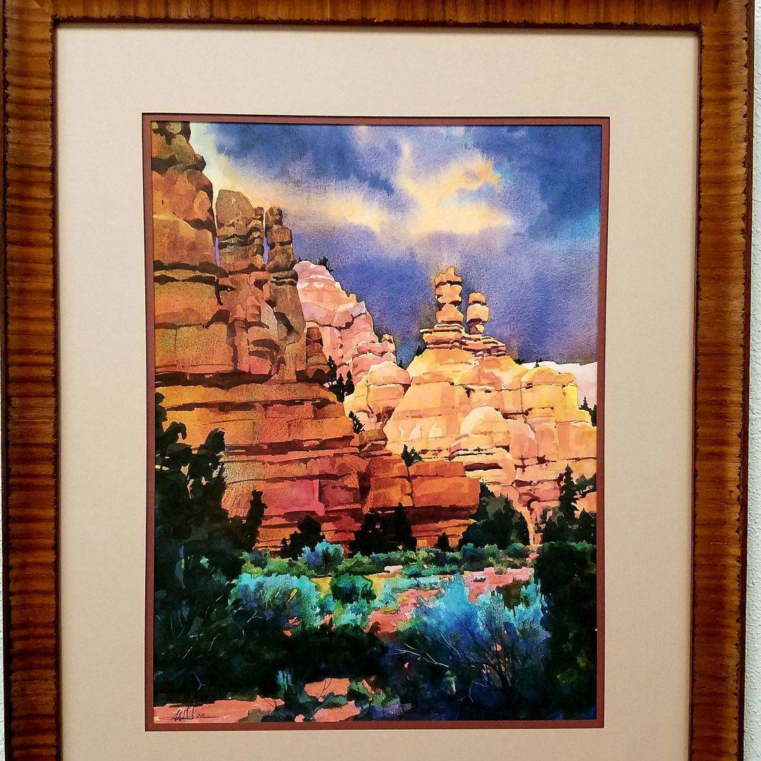 Sunset Framer Custom picture framer st george  ut