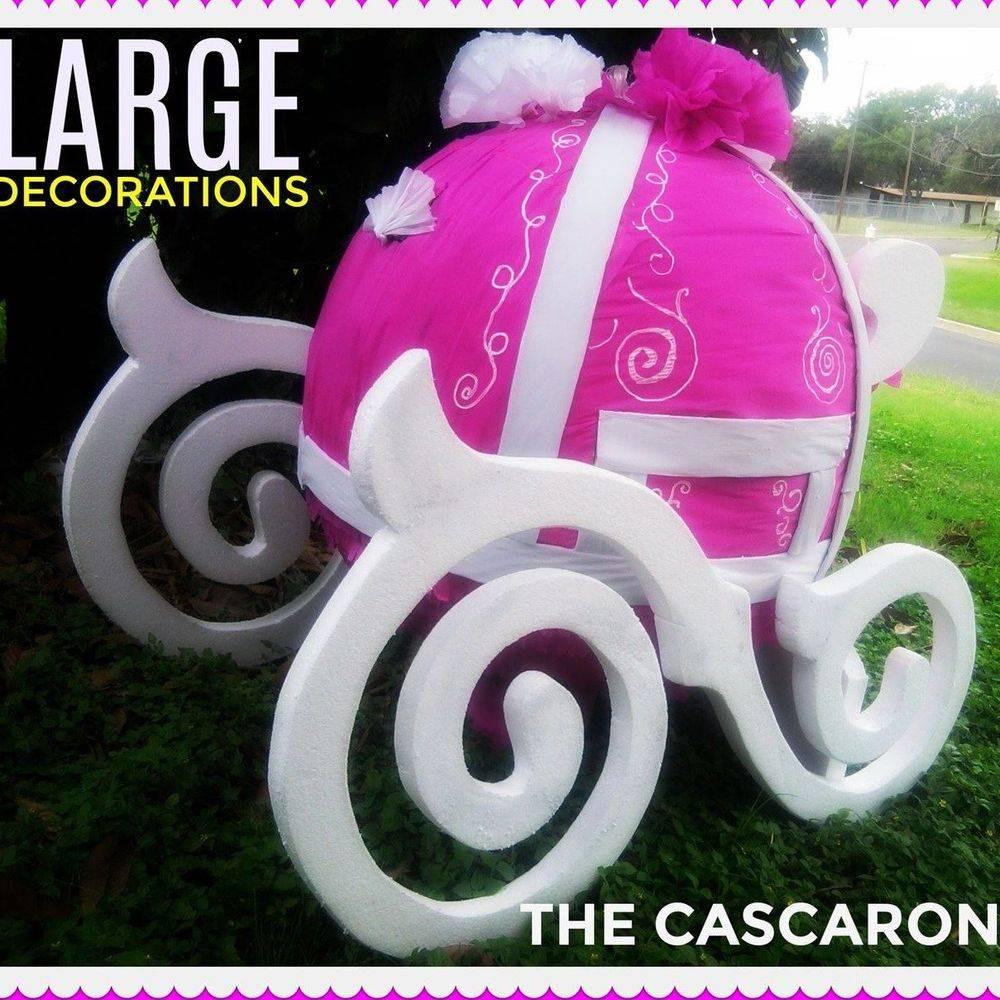 custom event decorations