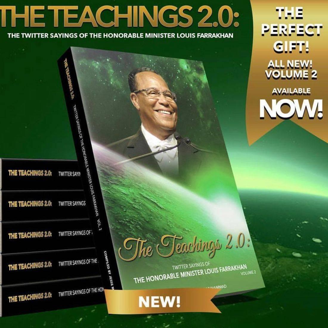 The Teachings 2.0: Twitter Book Vol 2