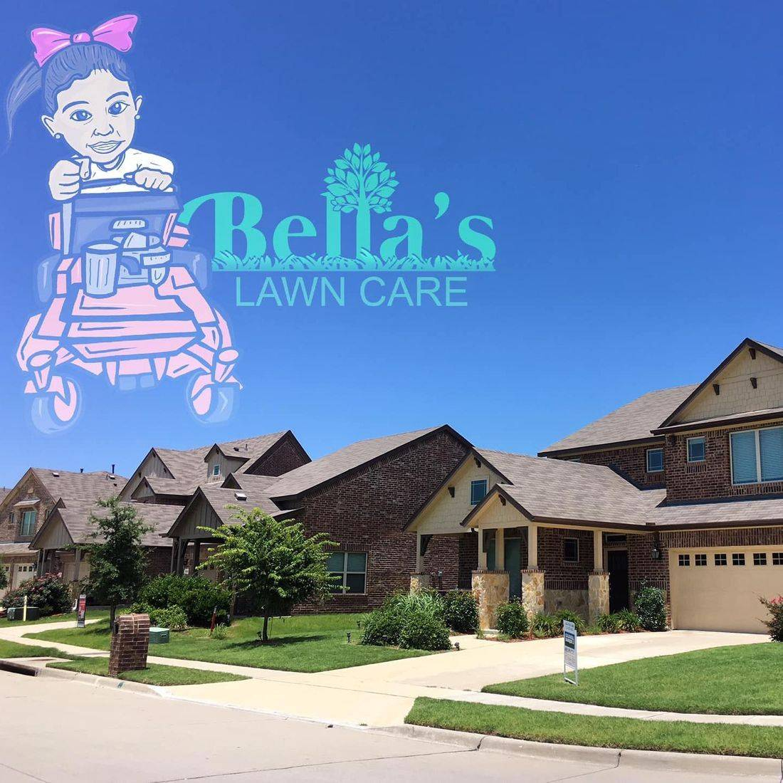 BELLAS LAWN CARE ROWLETT TEXAS 75089