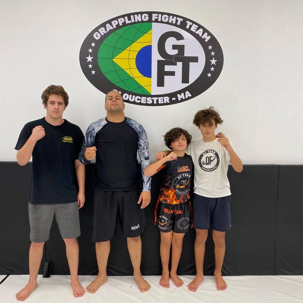 BJJ NO GI Class - DF Fitness - DF Fitness Martial Arts Center - Gloucester, MA