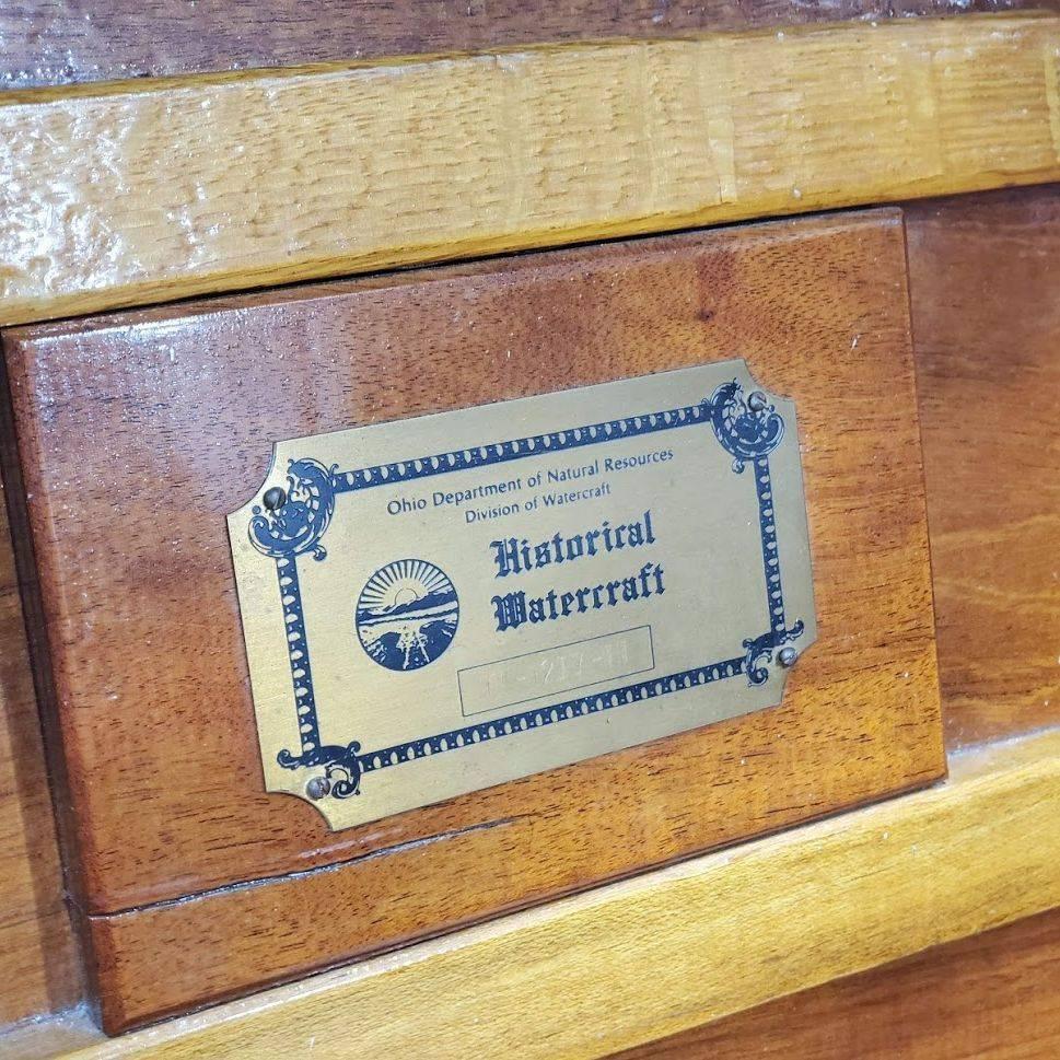 1958 Shepherd Ski-bee for Sale at Bergersen Boat Co