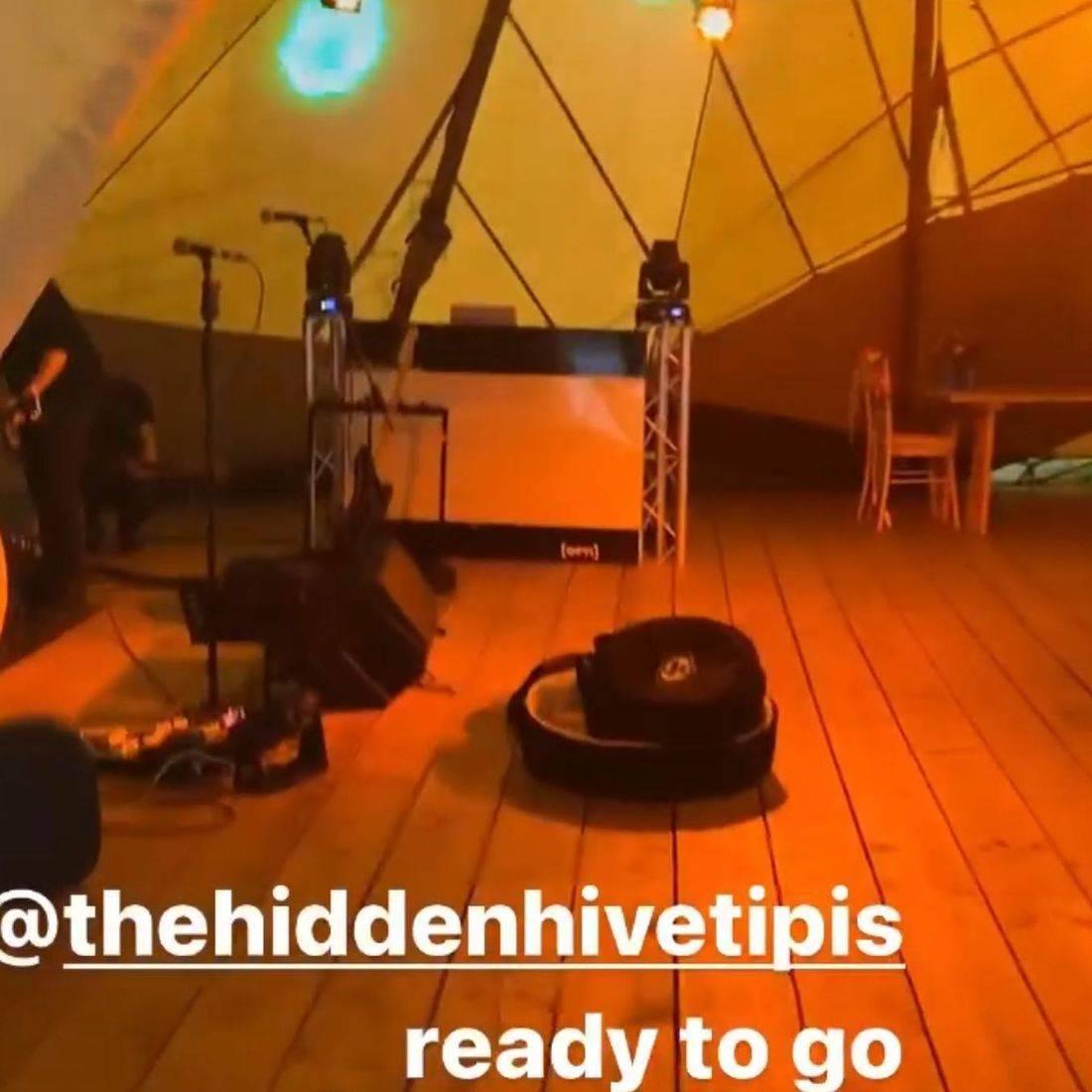 The Hidden Hive Wedding Venue Wedding DJ