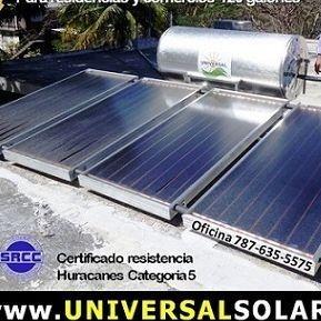colector solar o placa para calentador solar de agua