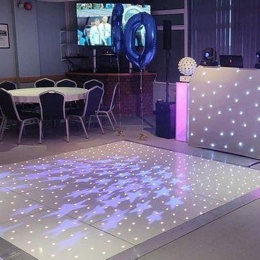 Led Dancefloor and Weddings Staffordhsire