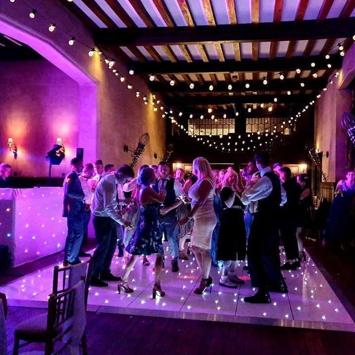 Fanhams Hall Dancefloor
