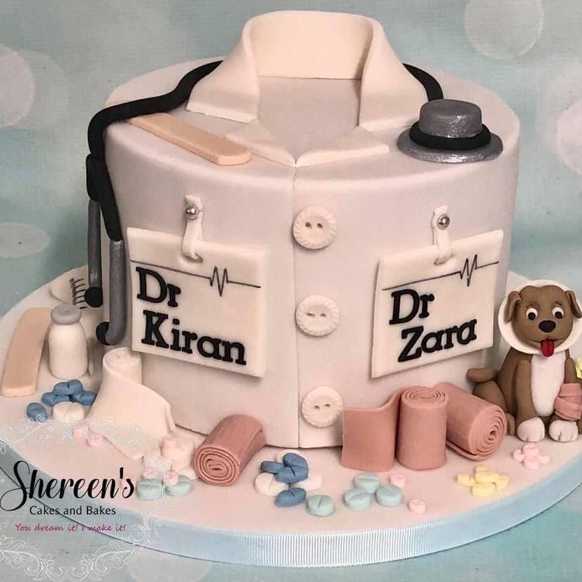 Doctor Vet Cake