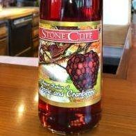 Stone Cliff CranApple Wine