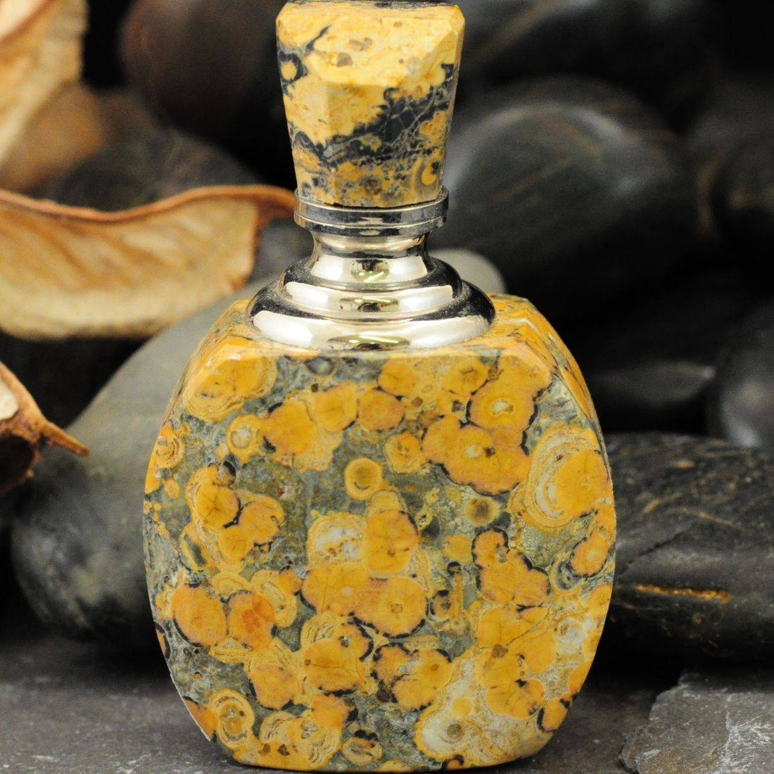 Picture Jasper perfume bottle