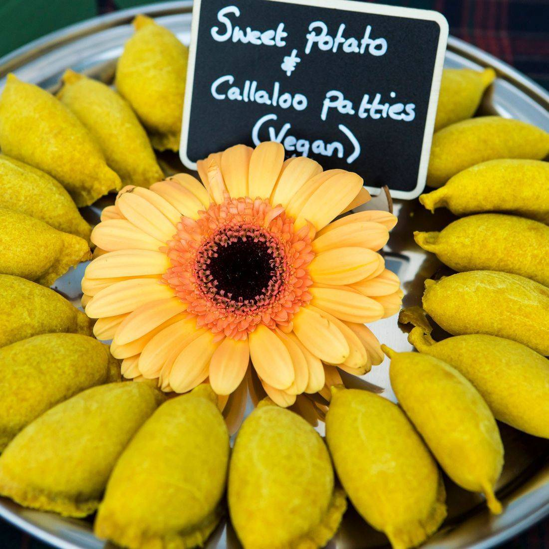 Jamaican Mini Patties