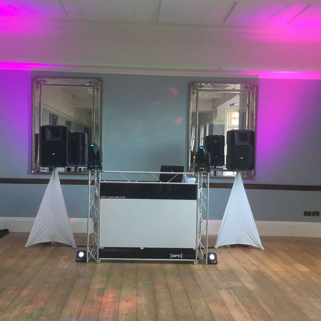 Wedding DJ Pendrell Hall Staffordshire  #DJ #WeddingDJ