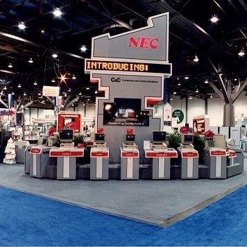 NEC Technologies COMDEX Las Vegas 1991