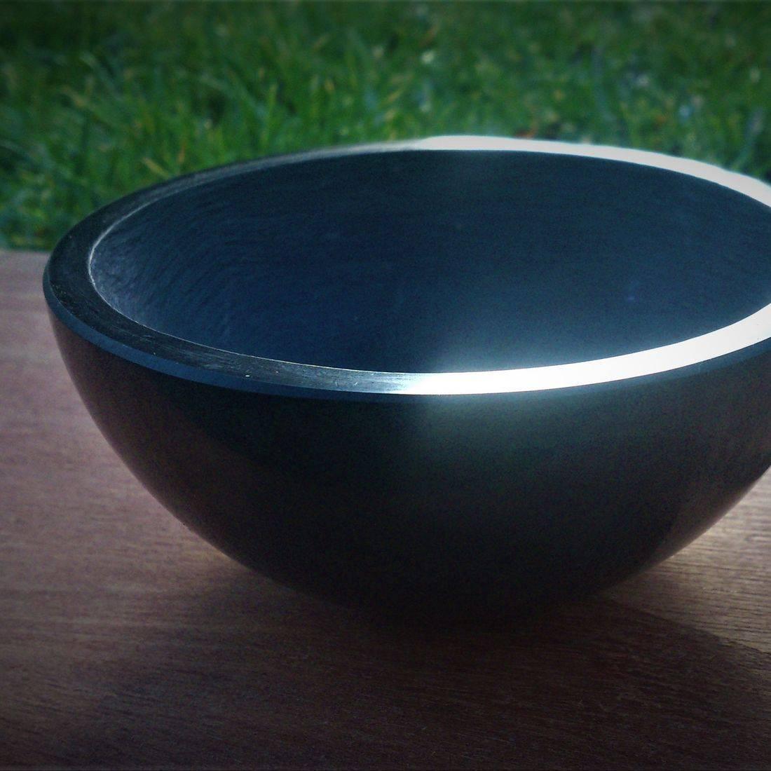 Shungite bowl 10 cm