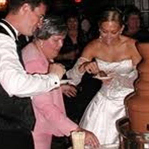 Weddings: You will never forget your wedding day. Make sure your guests never forget it with a chocolate fountain