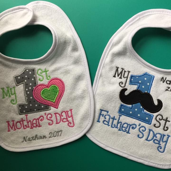 First Mother's/Father's Day