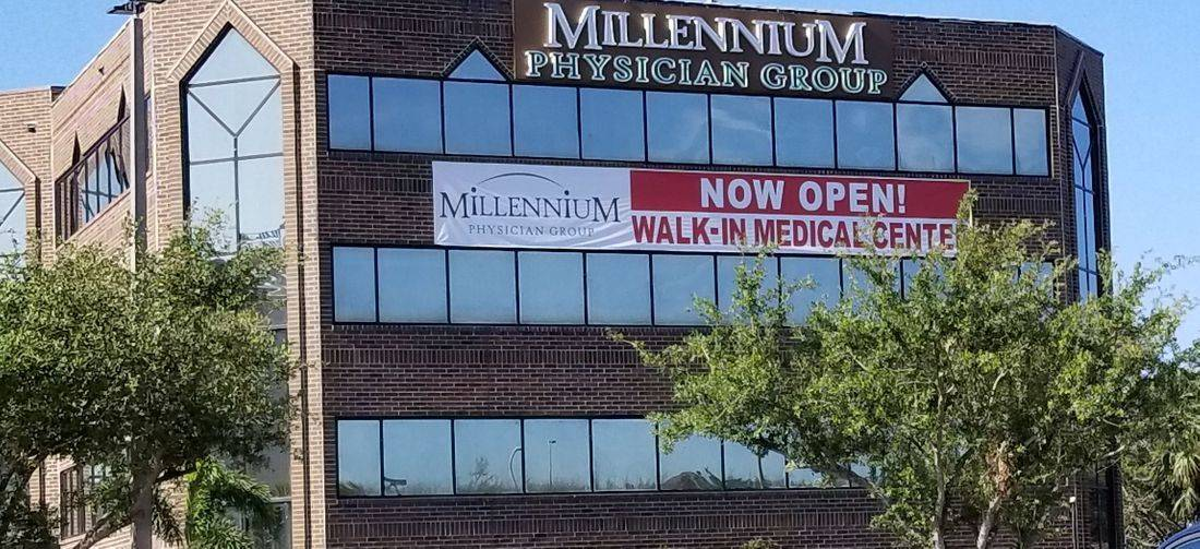 Florida Optical Is Located Inside The Millennium Building!