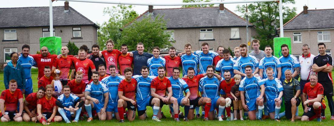 Pendle Phoenix RUFC charity match
