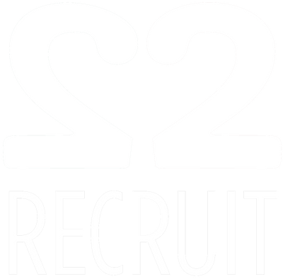2-Recruit Logo