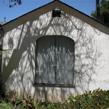 Before-Water damage to exterior