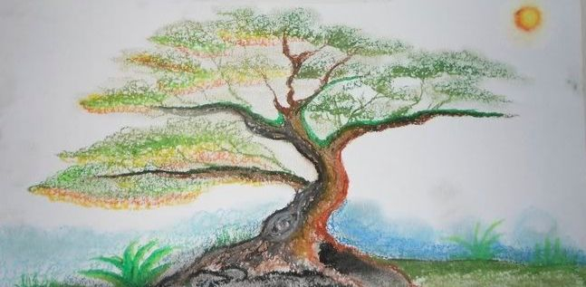 Tree of Life for Health and Happiness