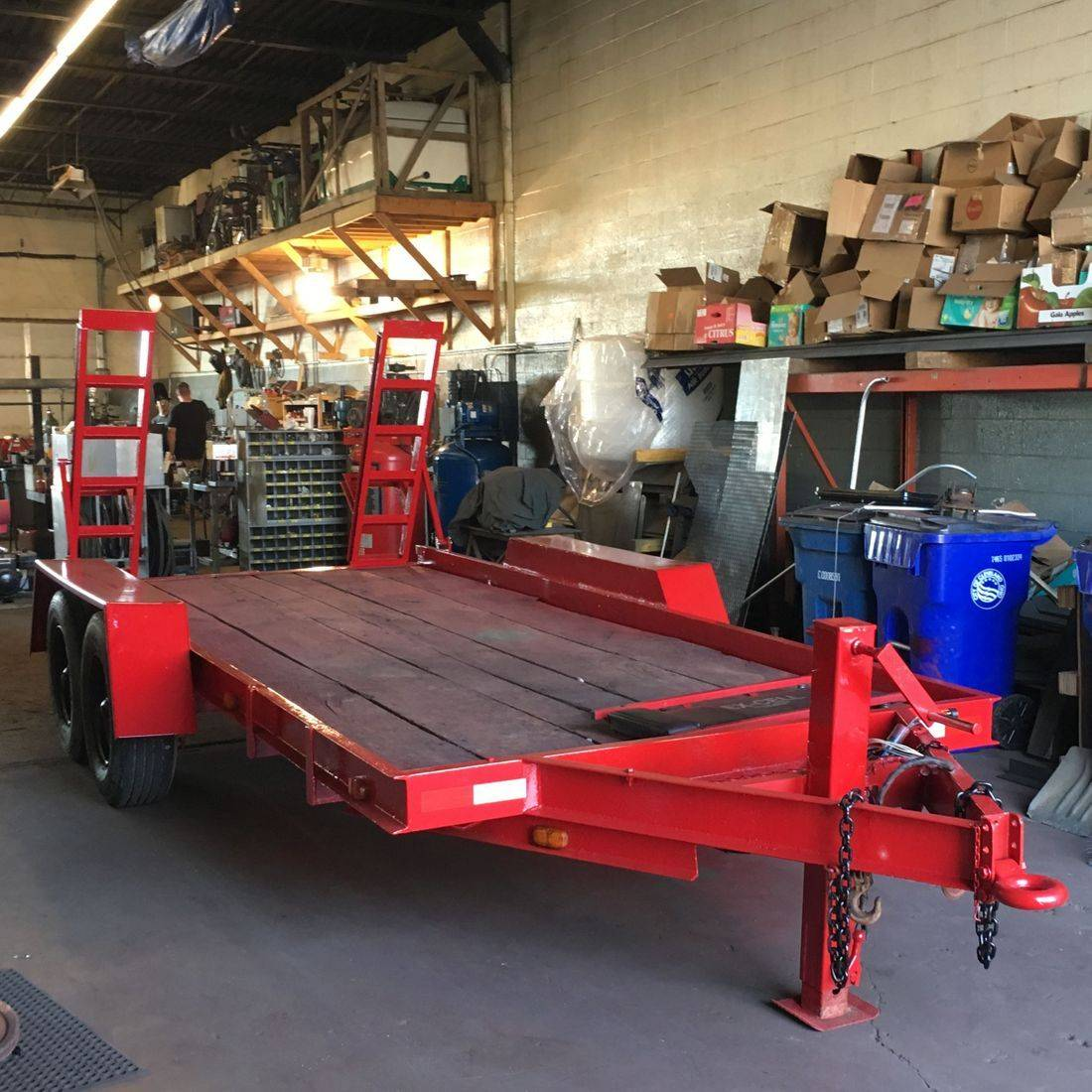 Frato Products - Equipment Trailer Paint & Repair Cleveland, OH