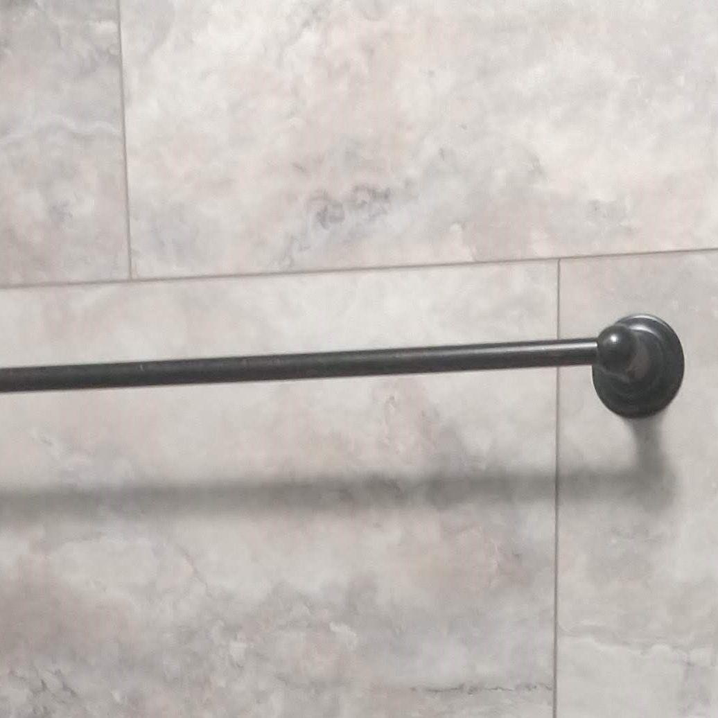 New Towel Bar