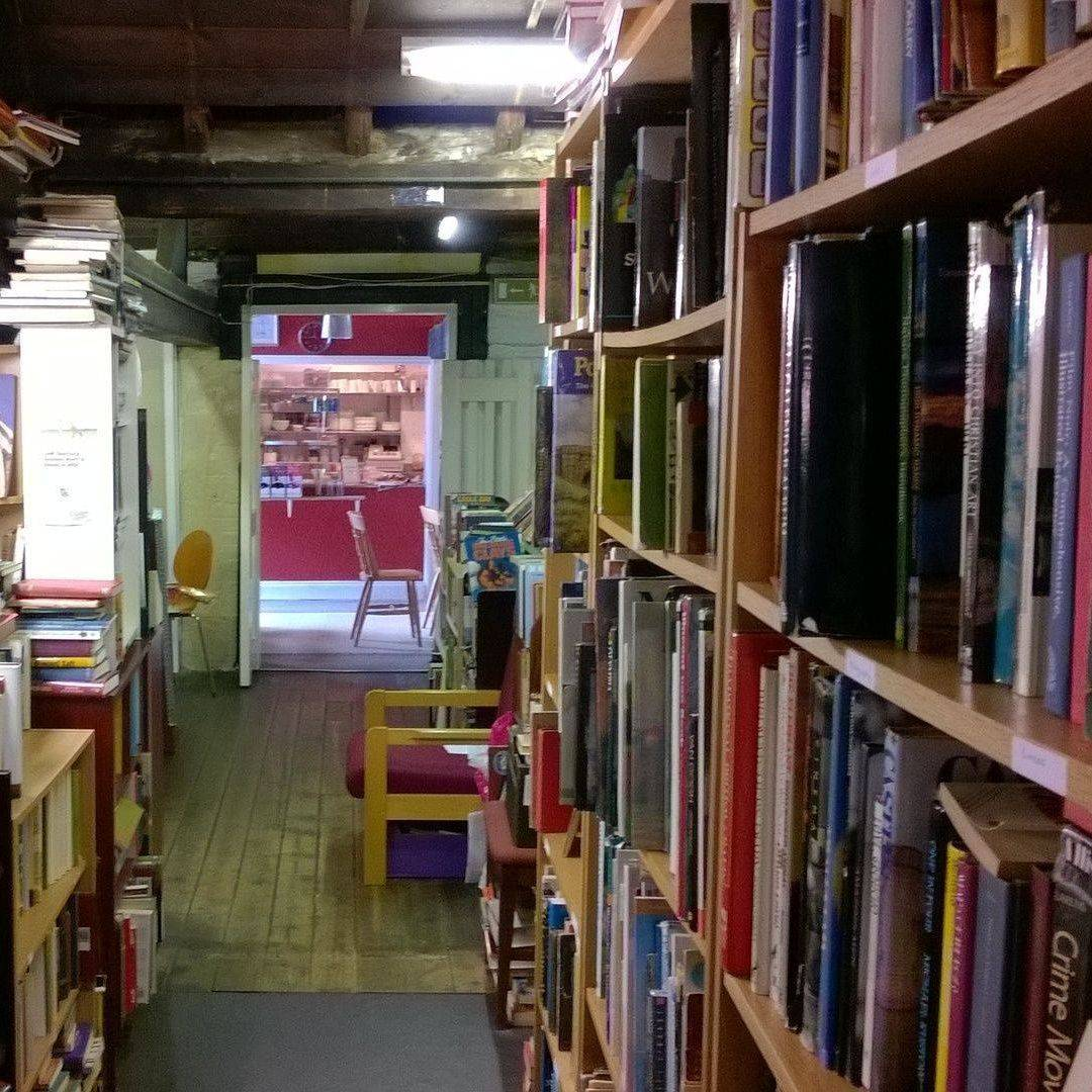 secondhand books hythe