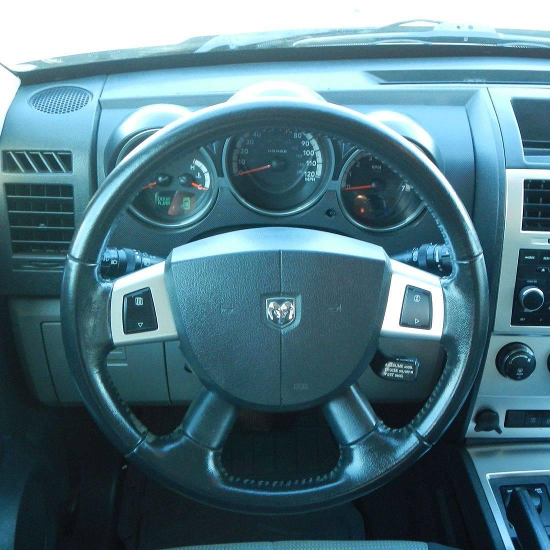 2007 Dodge Nitro SLT 4x4