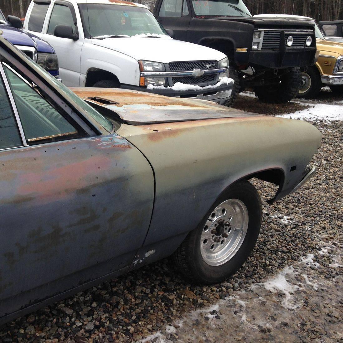 1968 Chevy El Camino