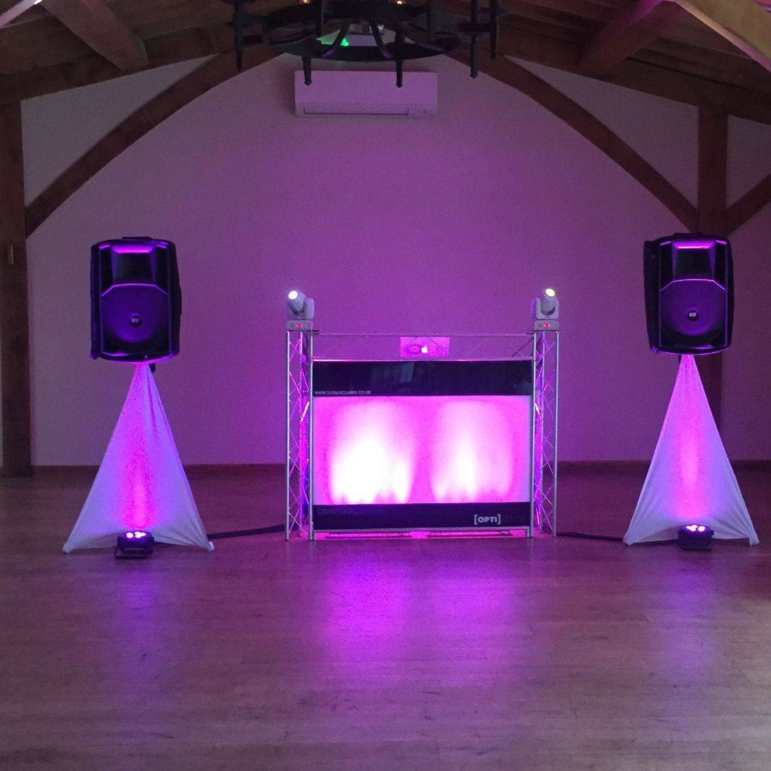 Wedding Dj  Staffordshire Pendrell Hall Alrewas Hayes The Mill Banrs