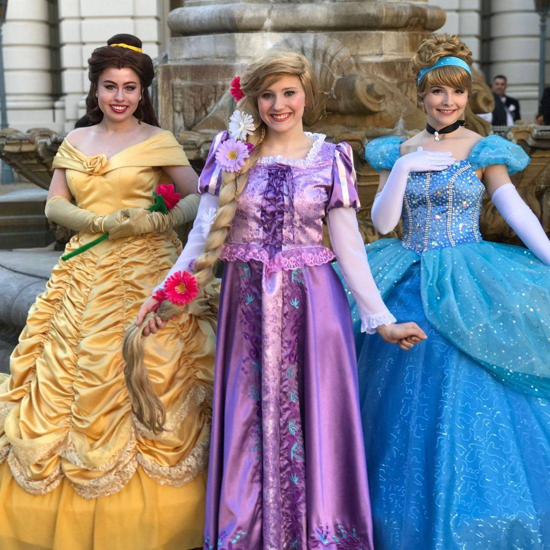 rapunzel,rapunzel party,belle, belle party,beauty and the beast party,party,riverside,character,princess party, kid's party entertainment