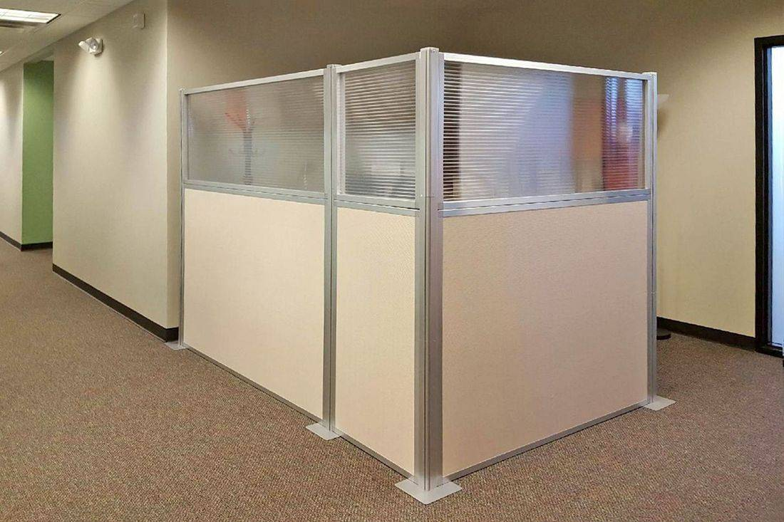 Cubicle Assembly